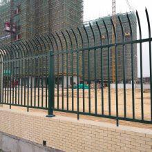 茂名住宅区隔离栅款式 小区围栏安装 茂名社区庭院护栏定做价
