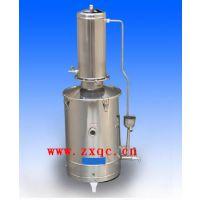 中西供不锈钢断水自控电热蒸馏水器(10L)型号:DZ-10库号:M368455