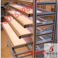 山东济南泰安铝型材工作台加工厂家|货架加工厂|车间隔断设计|设备防护罩|铝型材工业围栏|