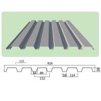 开口楼承板YX38-152-914一米价格 开口楼承板厂家 开口楼承板规格