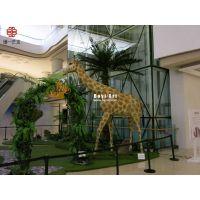 动物商场活动展-博一艺术专业仿真动物报价