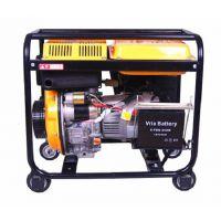 移动式发电机永磁5kw柴油