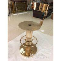 古铜色不锈钢桌架,金属不锈钢支架,不锈钢茶几腿各种艺术款式厂家定做