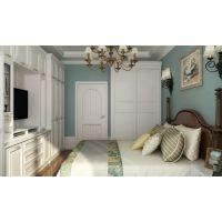 抚州卧室订制衣柜效果图_贝迪尔高端全屋定制加盟方式