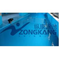 泳池设备安装_拼装式钢结构泳池_纵康恒温过滤设备