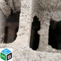 牧场猪圈蔬菜大棚聚苯颗粒泡沫混凝土保温浇筑设备施工