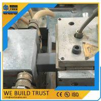 五洲机械PVC电工塑料线槽挤出机器设备