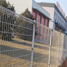 一米八护栏网现货 焊接钢丝网 厂区隔离网
