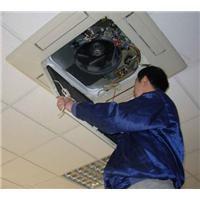 朝阳来广营承接空调维修清洗,二手空调销售,中央空调加氟保养