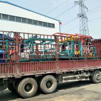 大型液压免烧制砖机设备多功能环保彩色路面砖透水砖护坡砖头机械