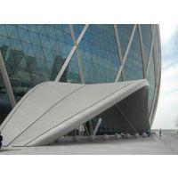 供应 写字楼2.5mm厚穿孔氟碳漆铝单板