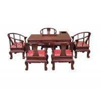 浙江红木家具厂家排名,青岛红酸枝家具市场,年年红红木家具,东阳淡然居红木