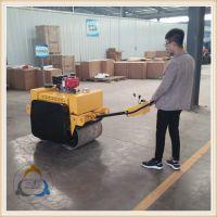 手扶压路机 小型双轮压路机品质保证