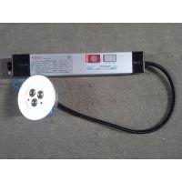 敏华电工持续型LED铝材天花灯 消防应急照明灯N-ZLZD-E12W287