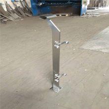 新云 专业批发楼梯扶手 不锈钢立柱及各类配件 304不锈钢楼梯立柱