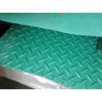 环保无味防滑橡胶板,钢板纹防滑胶垫,耐磨,耐老化,美观,实用。河北厂家直销