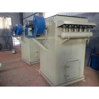 河北除尘器生产商帝宸环保简述脉冲袋式除尘器主要结构【二】
