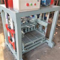 【现货供应】铼申小型水泥砖机 小型制砖设备 水泥支撑垫块机 操作简单 方便移动