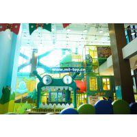 贵州淘气堡室内游乐场 牧童儿童娱乐项目 游乐场设备价格 森林系列淘气堡设计