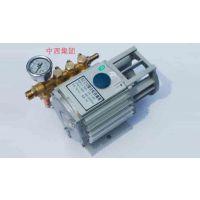 中西(LQS特价)三缸柱塞泵 型号:BZ210库号:M358464