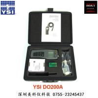 美国YSI DO200ACC-01便携式溶解氧测量仪【含1米探针/电缆/手提箱】