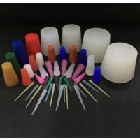青岛硅橡胶塞子 喷涂耐高温硅胶塞 遮蔽堵孔塞子 硅胶塞橡 工业用橡胶制品