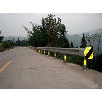 防撞栏黄黑反光漆不反光缘起于此