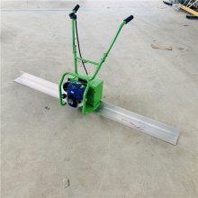 2米手扶式汽油振动尺 混凝土路面刮平尺 加厚尺子振捣尺