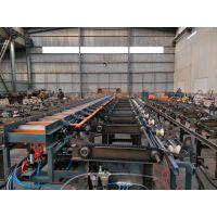 山东中建ZJ-40型标准化数控钢筋锯切套丝生产线
