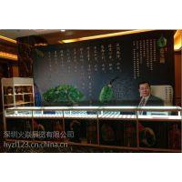 深圳标准展柜出租/折叠珠宝展示柜搭建/珠宝展柜批发