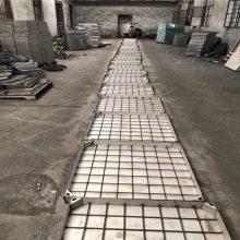 304不锈钢方形圆形雨水污水隐形镀锌喷漆铁板井盖 厂家价格