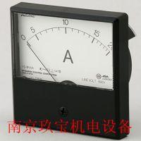 YM-206NDV 日本三菱电压表YM-8NRI原装玖宝销售
