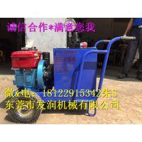 中国品牌发润机载式劈裂机静态baopo设备