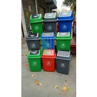 呼和浩特塑料垃圾桶批发,内蒙古环卫垃圾箱果皮箱厂家