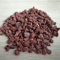 诚鑫厂家供应多孔火山石颗粒 玄武岩 大块火山石