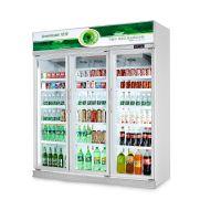 绿缔 便利店展示柜 立式展示柜 冷藏柜
