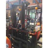 供应合力3吨集装箱叉车二手合力叉车