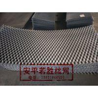镀锌板过滤网 圆孔冲孔网 10mm直径装饰网 图片
