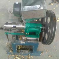 柴电两用优质食品膨化机械 高产量空心棒加工设备