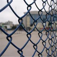 Q235铁丝围网包塑勾花网多钱一米