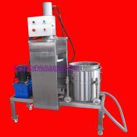 大洋牌优质豆制品脱水过滤机,304钢腌渍菜压榨设备