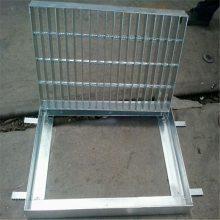 水沟渠盖板 不锈钢格栅板 G303钢格板