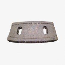 JS2000型混凝土搅拌机配件 衬板叶片搅拌臂刮板 齿轮轴承易损件