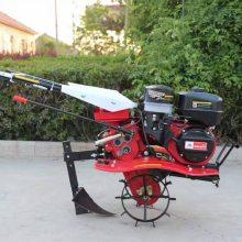 厂家直销四驱除草松土旋耕机自走式开沟培土机柴油果园管理机
