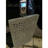 供应重庆复合树脂高分子单板组合板防滑水沟水篦子井盖板
