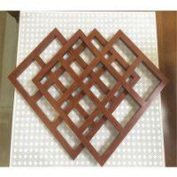 铝合金铝窗花,仿木纹铝窗花,品种多样,规格定制广州铝窗花厂家