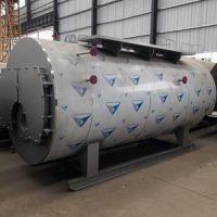 3吨河南明信燃气卧式环保蒸汽锅炉室燃炉低压纤维纺织化工工业锅炉