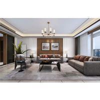 合肥装修一套现代简约风格的房子需要多少钱?山水装饰公司告诉你