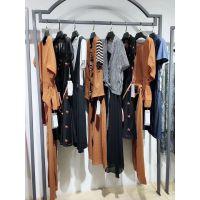欧美品牌多种款式尾货服装批发朗姿丽夏四季青服装批发网哪里便宜时尚