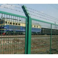 供西宁锌钢铁路围栏和青海锌钢围栏厂家